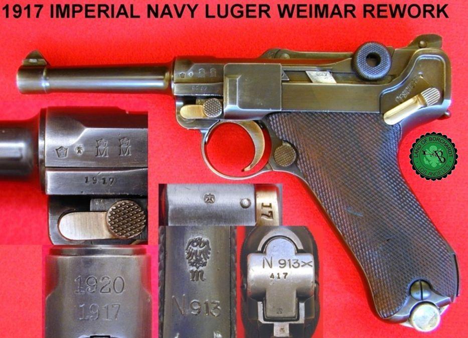 N 100 Marinestation der Nordsee property stamped  22 Cal LR
