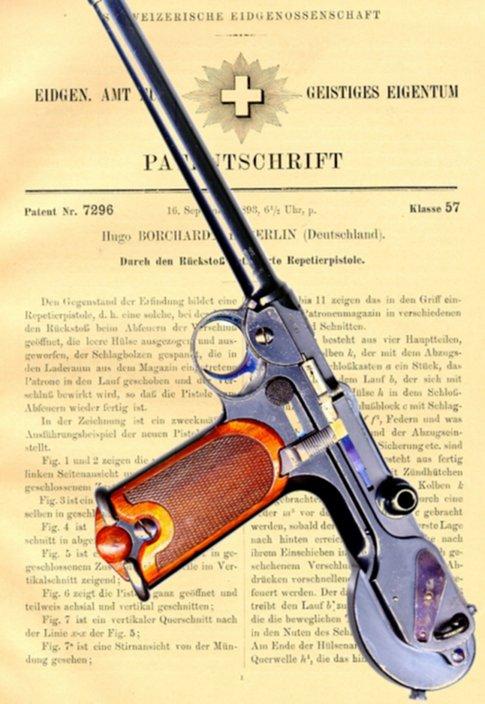 pistole c 93